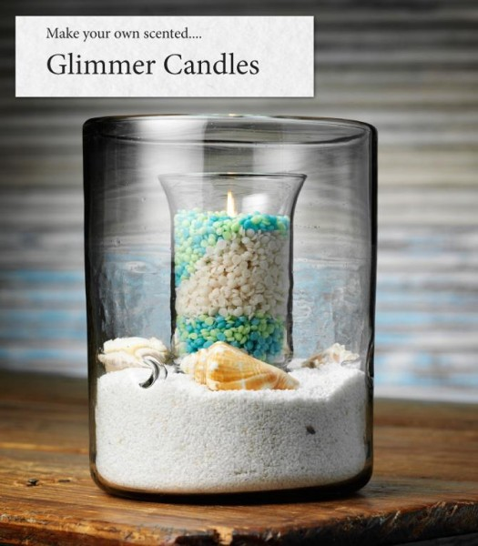 glimmer candle