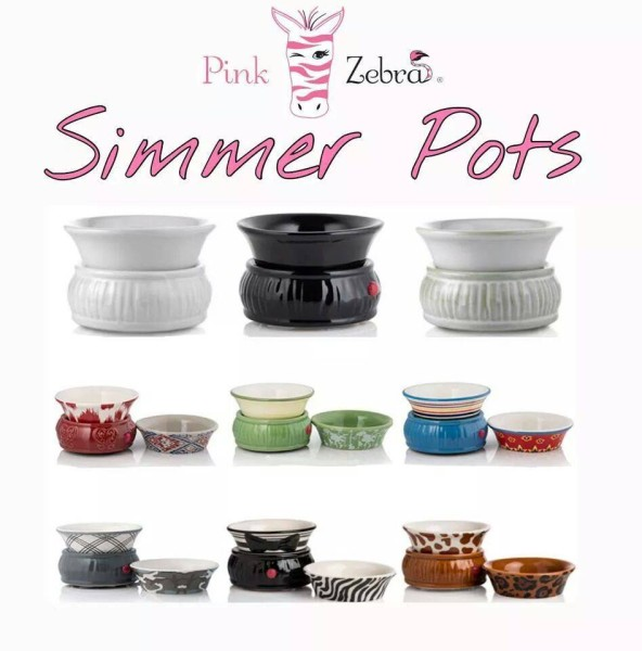 simmer pots collage